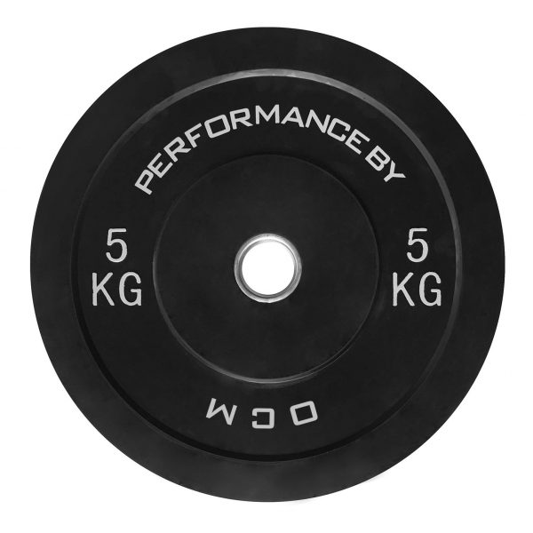 5 - 25 kg bumper plates