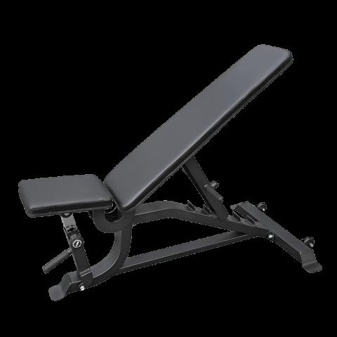 CLUB treningsbenk - Kraftig justerbar treningsbenk