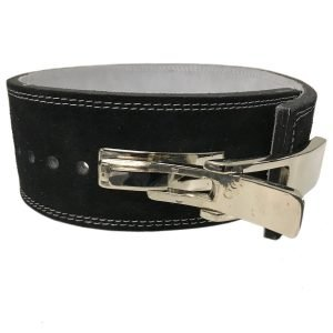 Lever powerlift belt