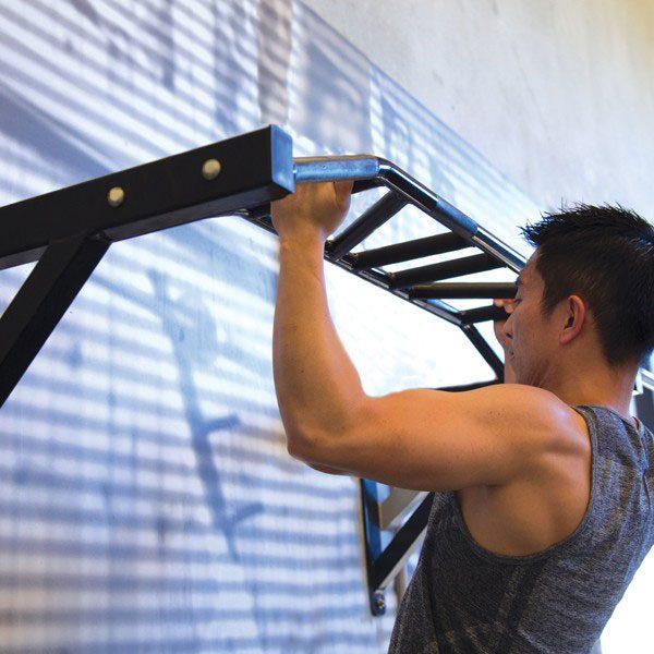 Multi Grip Hang Ups Bar