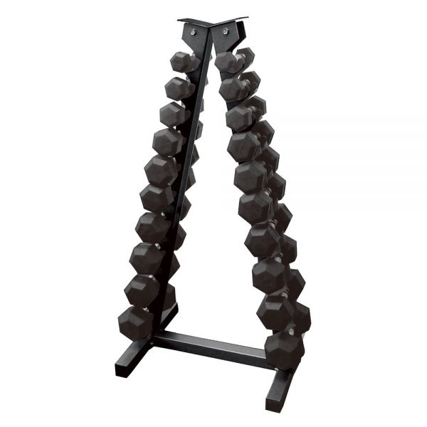 Vertical dumbbell rack 10 pairs