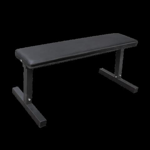 Flat treningsbenk - Enkel flat treningsbenk