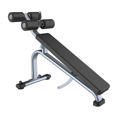 OCM Sit-ups benk / Magebrett - OCM Performance Line Adjustable Decline Bench