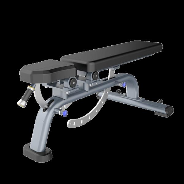 OCM Justerbar treningsbenk - OCM Performance Line Adjustable Bench