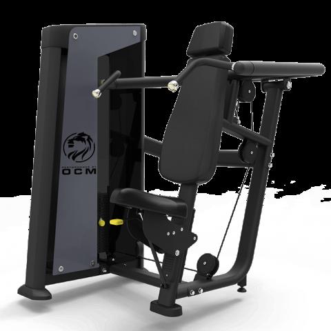Skulderpress-maskin - OCM Performance Line Shoulder Press