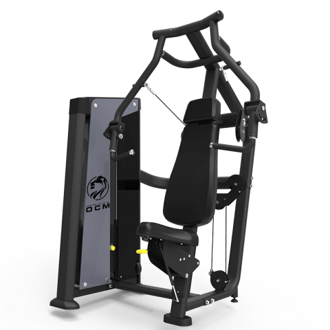Benkpressmaskin med uavhengige pressarmer - OCM Performance Line Converging Chest Press