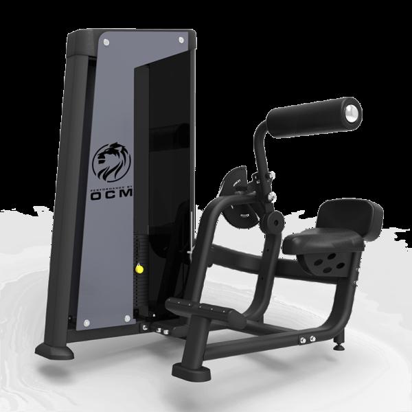 Ryggstrekk treningsmaskin - OCM Performance Line Back Extension