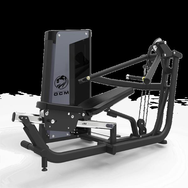 Bekpress og skulderpress - OCM Performance Line Dual Chest + Shoulder Press