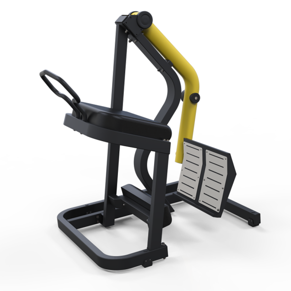 Kick Back freeweight machine - OCM Leverage Line Glute Isolator
