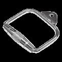 Single handle cable attachment.