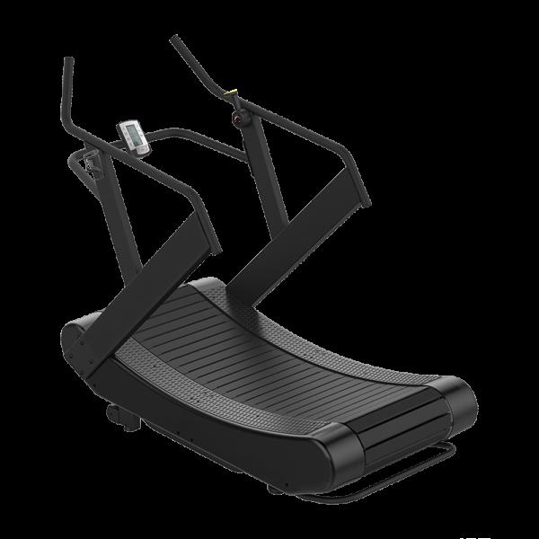 Curved Treadmill - OCM Raptor Tredemølle