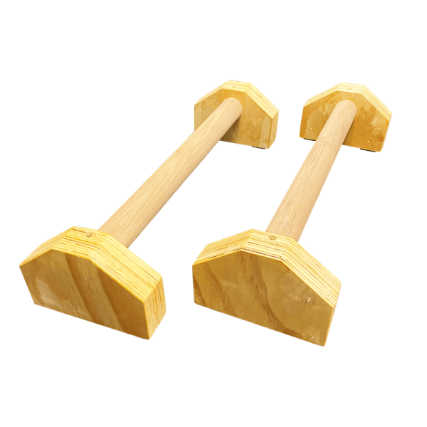 Wood Parallettes