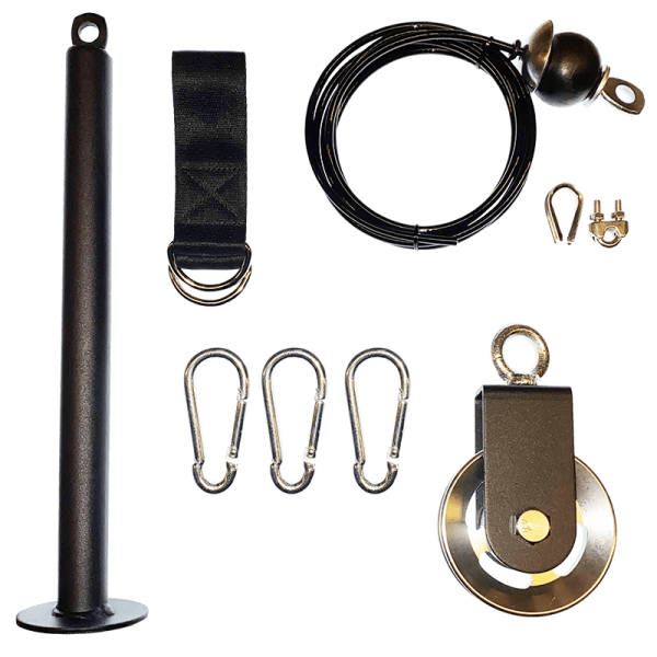 Single Cable Pulley Kit